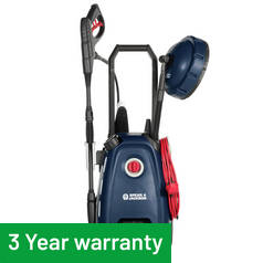 Spear & Jackson S1810PW Pressure Washer - 1800W