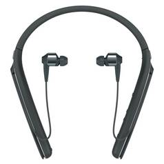 Sony WI-1000X Wireless Noise Cancelling Headphones - Black