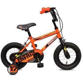 Concept 8.5 Inch Kids Bike - Energy