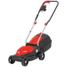 Grizzly Tools 31cm Electric Rotary Lawnmower - 1200W