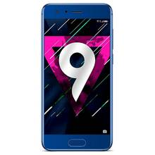Sim Free Honor 9 Mobile Phone - Blue