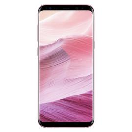SIM Free Samsung Galaxy S8 64GB Mobile Phone - Pink
