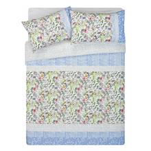 Collection Olivia Floral Bedding Set - Double