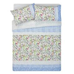 Argos Home Olivia Floral Bedding Set - Double