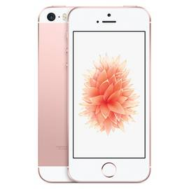 SIM Free iPhone SE 16GB Refurbished Mobile Phone - Rose Gold