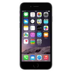 SIM Free iPhone 6 64GB Refurbished Mobile Phone - Space Grey