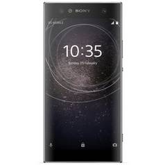 SIM Free Sony XA2 Ultra 32GB Mobile Phone - Black