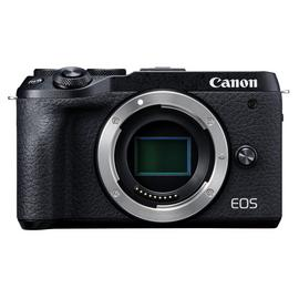 Canon EOS M6 Mark II Mirrorless Camera Body