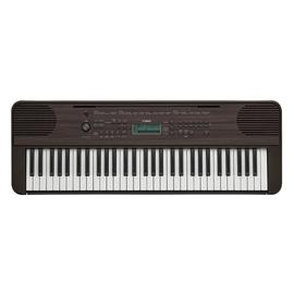 Yamaha PSR-E360 Dark Wood Keyboard
