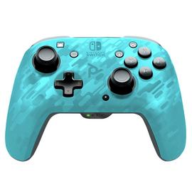 PDP Faceoff Wireless Nintendo Switch Controller - Blue Camo