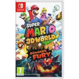 Super Mario 3D World + Bowsers Fury Nintendo Switch Game