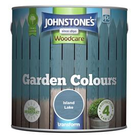 Johnstone's Garden Paint 2.5L - Island Lake