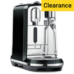 Sage Nespresso Creatista Salted Liquorice Coffee Machine