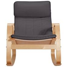 HOME Rocking Chair - Charcoal