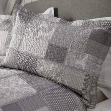 Appletree Satira Single Pillowsham - Grey