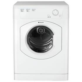 Hotpoint FETV60CPUK 6KG Vented Tumble Dryer - White