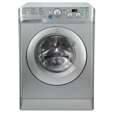 Indesit BWD71453 7KG 1400 Spin Washing Machine - Silver