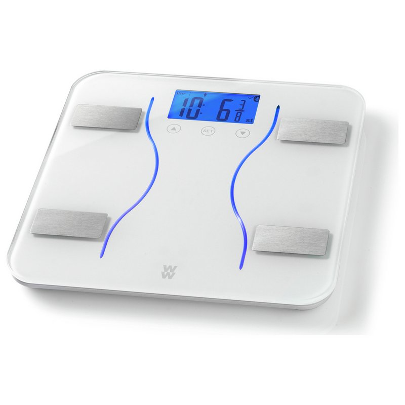 Weight Watchers Bluetooth Digital Body Analyser Scale from Argos
