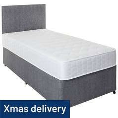 Airsprung Elmdon Memory Divan Bed - Single