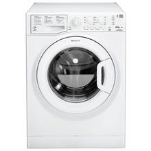 Hotpoint WDPG8640P 8/6KG Washer Dryer - White