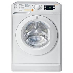 Indesit XWDE861680X 8KG / 6KG 1400 Spin Washer Dryer - White