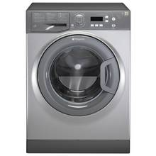 Hotpoint WMAQF721G 7KG 1200 Spin Washing Machine - Graphite