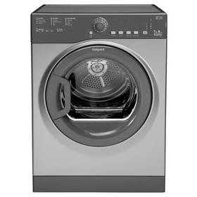 Hotpoint TVFS73BGG 7KG Vented Tumble Dryer - Graphite