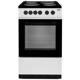 Beko KS530S 50cm Single Oven Electric Cooker