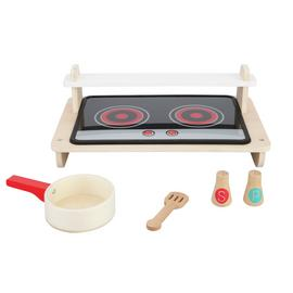 Chad Valley Wooden Toy Tabletop Kitchen