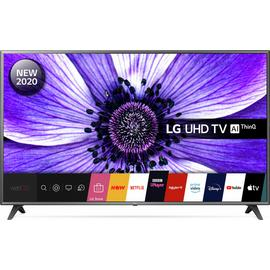 LG 75 Inch 75UN7070 Smart 4K UHD HDR LED Freeview TV