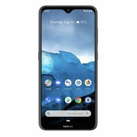 SIM Free Nokia 6.2 64GB Mobile Phone - Ceramic Black