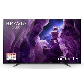 Sony 55 Inch KD55A8BU Smart 4K UHD HDR OLED Android TV