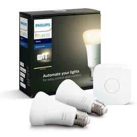 Philips Hue Starter Kit with E27 Bulb