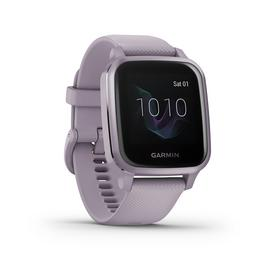 Garmin Venu Sq Smart Watch - Orchid/Metallic Orchid Bezel