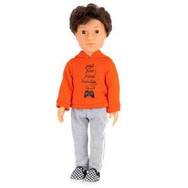 Designafriend Harry Doll - 18inch/45cm
