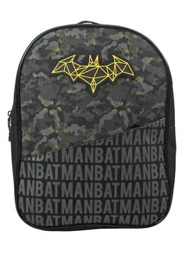 Batman Logo Backpack - Black