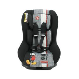 Disney Mickey Mouse Maxim Group 0/1 Car Seat - White