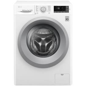 LG W3J5QN4WW 7KG 1200 Spin Washing Machine - White