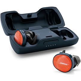Bose SoundSport Free Wireless In-Ear Headphones - Orange