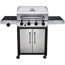 Char-Broil 440S 4 Burner Steel Gas BBQ