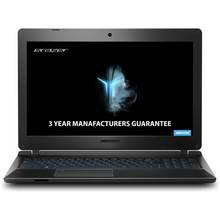 Medion P6689 15 Inch i5 8GB 128GB 1TB GTX1050 Laptop - Black