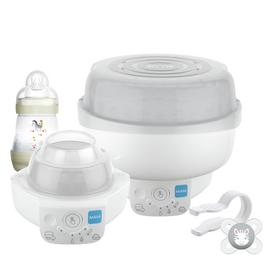 MAM Electric Steriliser & Express Bottle Warmer
