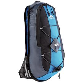 Trespass Mirror Hydration 15L Backpack - Blue and Grey