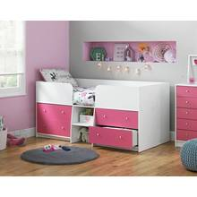 Buy Collection Ultimate Storage Mid Sleeper Bed Frame