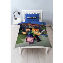 Minecraft Good Guys Bedding Set