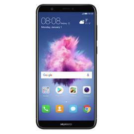 fc0a35e43e9 SIM Free Huawei P Smart 32GB Mobile Phone - Black
