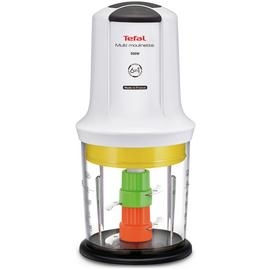 Tefal MQ723140 6 in 1 Electric Mini Chopper - White