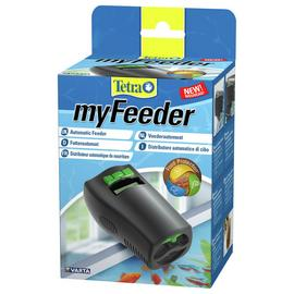 Tetra Automatic Feeder For Customised Fish Feeding - Black