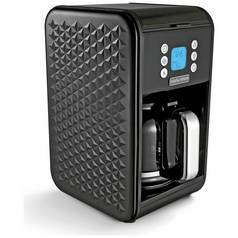 Morphy Richards 163002 Vector Filter Coffee Maker - Black