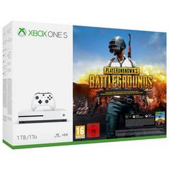 Xbox One S 1TB PlayerUnknown's Battlegrounds Console bundle
